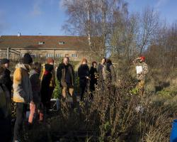 The Finnish Permaculture Associationas winter meeting in Koroinen